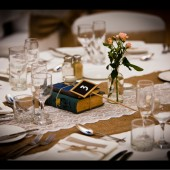 Table Setting - Rustic