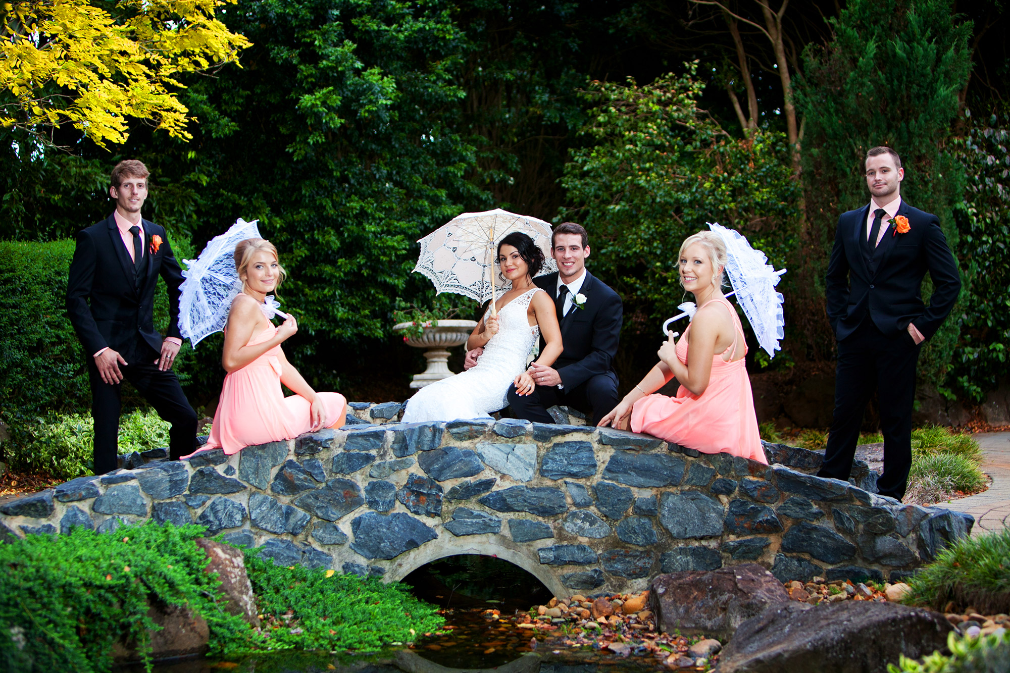 Mt Tamborine Wedding Reception Venue